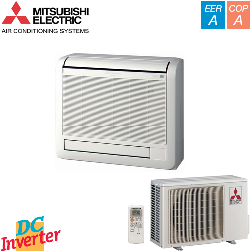 Aer Conditionat PARDOSEALA MITSUBISHI ELECTRIC INVERTER 12000 BTU/h