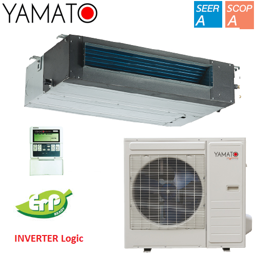 Aer Conditionat YAMATO Inverter DUCT 24000 BTU/h