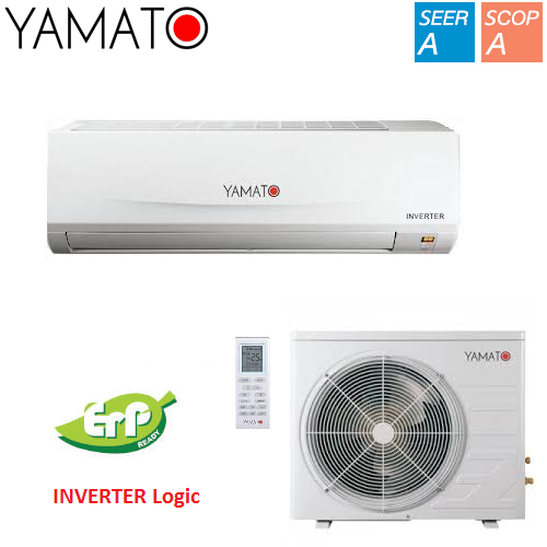 Aer Conditionat YAMATO Inverter 9000 BTU/h